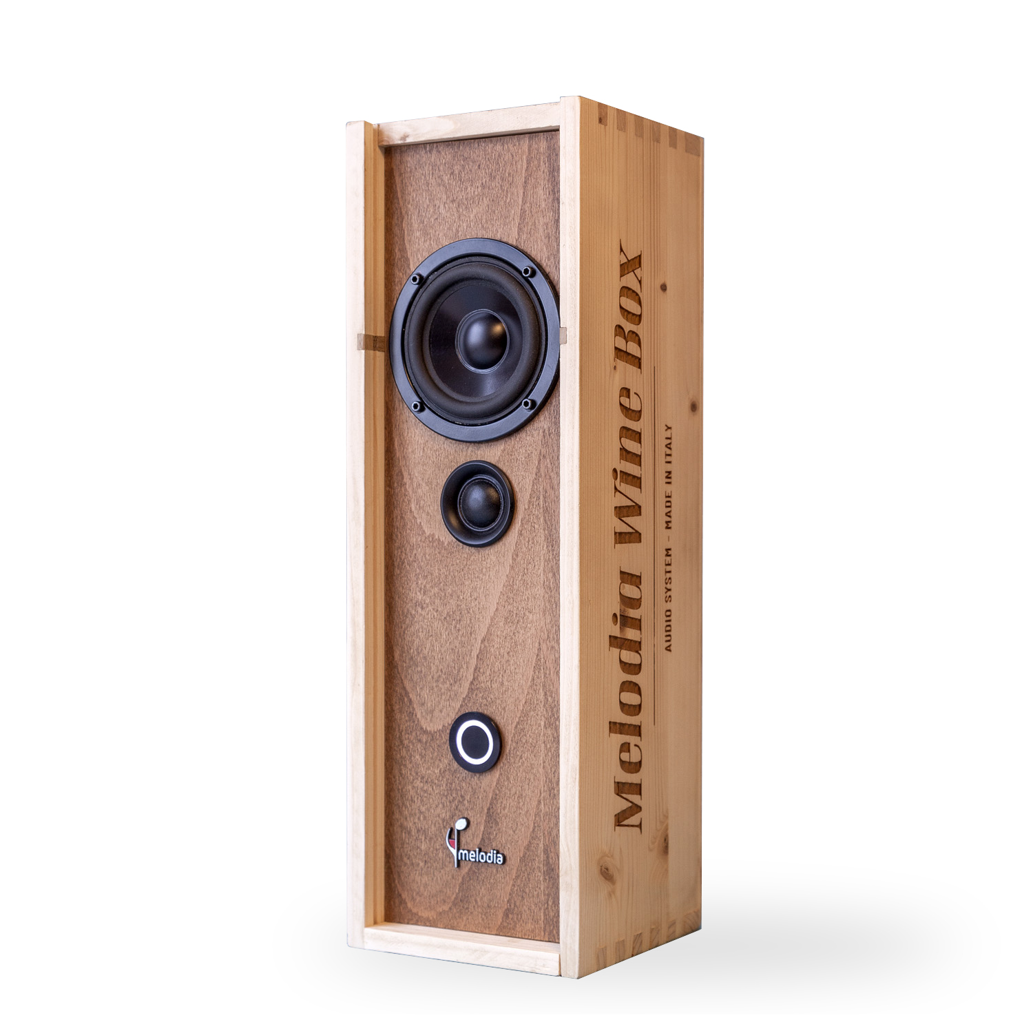 Melodia Wine Box Audio System